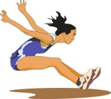Great fun, exercise and accomplishment for kids who take part in the Track and Field program.