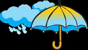 Umbrella-and-clouds