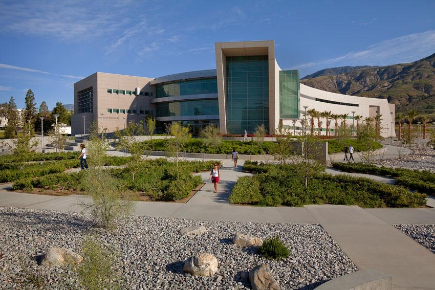 Cal State San Bernardino Joan Moseley S Mountain Top Echoes