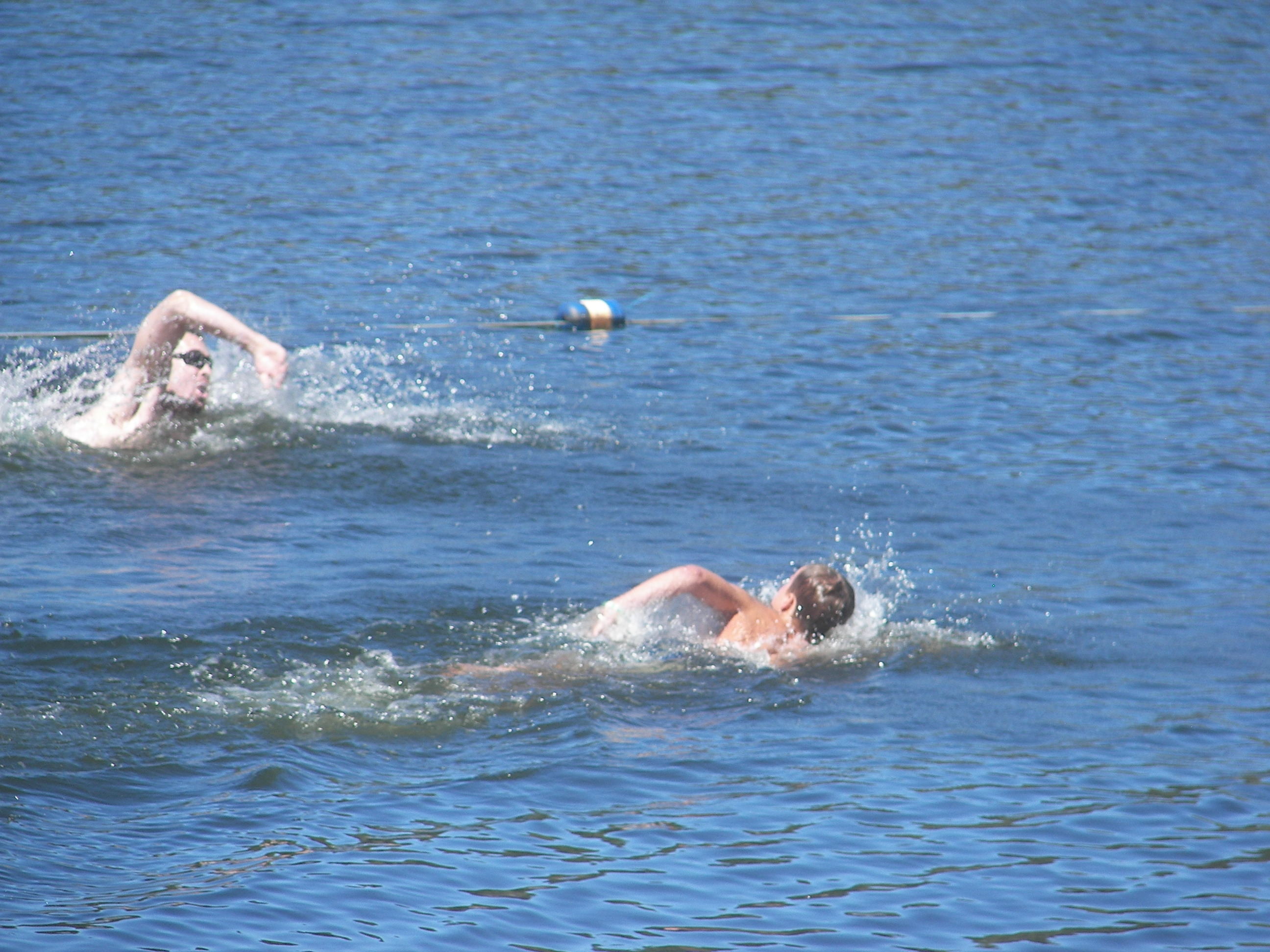 Kids Swimming In A Lake water carnival – joan moseley's mountain top echoes