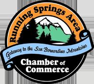 Running Springs Chamber logo