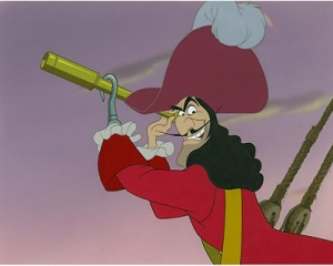 """Captain Hook won't be happy if you miss the fun, Halloween-theme wine tasting in the """"pirate ship"""" wine cellar."""