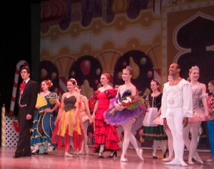 "Photo of a previous performance of the company's ""Nutcracker."""