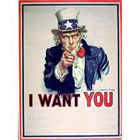 "Even ""Uncle Sam"" wants to see you at the 15th Annual Sand Sculpture Competition August 31 at Lake Gregory."