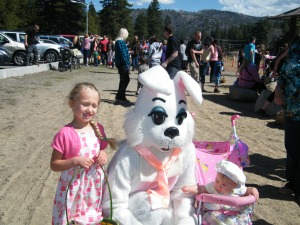 Last year's Easter Egg Hunt was a huge success and this year's hunt promises to be even better!