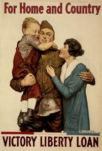 World War 1, family