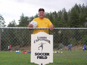 Larry Caplinger
