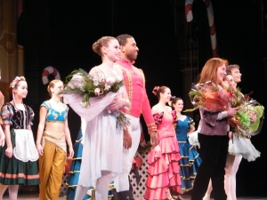 A previous performance of The Nutcracker. Magnificent costsumes and choreography! You'll lovs it!