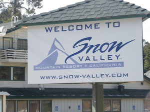 Thank you, Kevin Somes, the manager of Snow Valley. Kevin is also president of the Running Springs Area Chamber of Commerce. You want labor? Running the famous ski area and having any energy left for the chamber and the community? Thank you, Kevin. You're amazing1