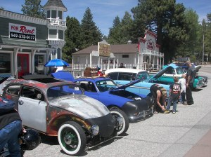 Bring the kids, the s;pouse, your friends and enjoy the upcoming Hot Rod Show in Running Springs. Trust me, you will all love it.