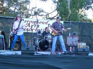 AH Arts Country band