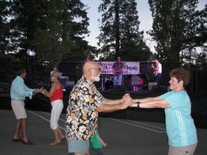 Dancing at AH Arts