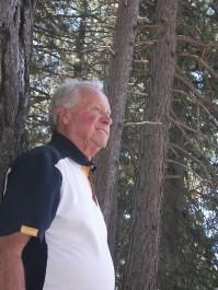 Duane Banner at Arboretum