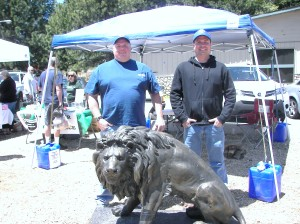 Bless all of you members of the Arrowbear Lions Club for your support and help. You guys are the best!