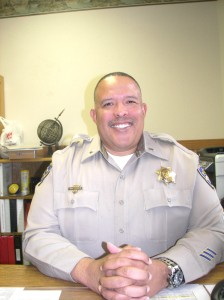 New Arrowhead Area CHP Commander, Lt.