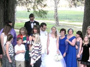 Jennie's wedding 012