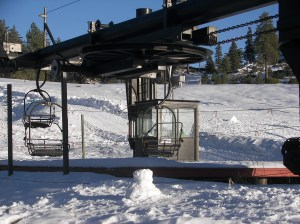 Following the last storm there's lots of great snow at Snow Valley. Grab your skis and come up for some great skiing.