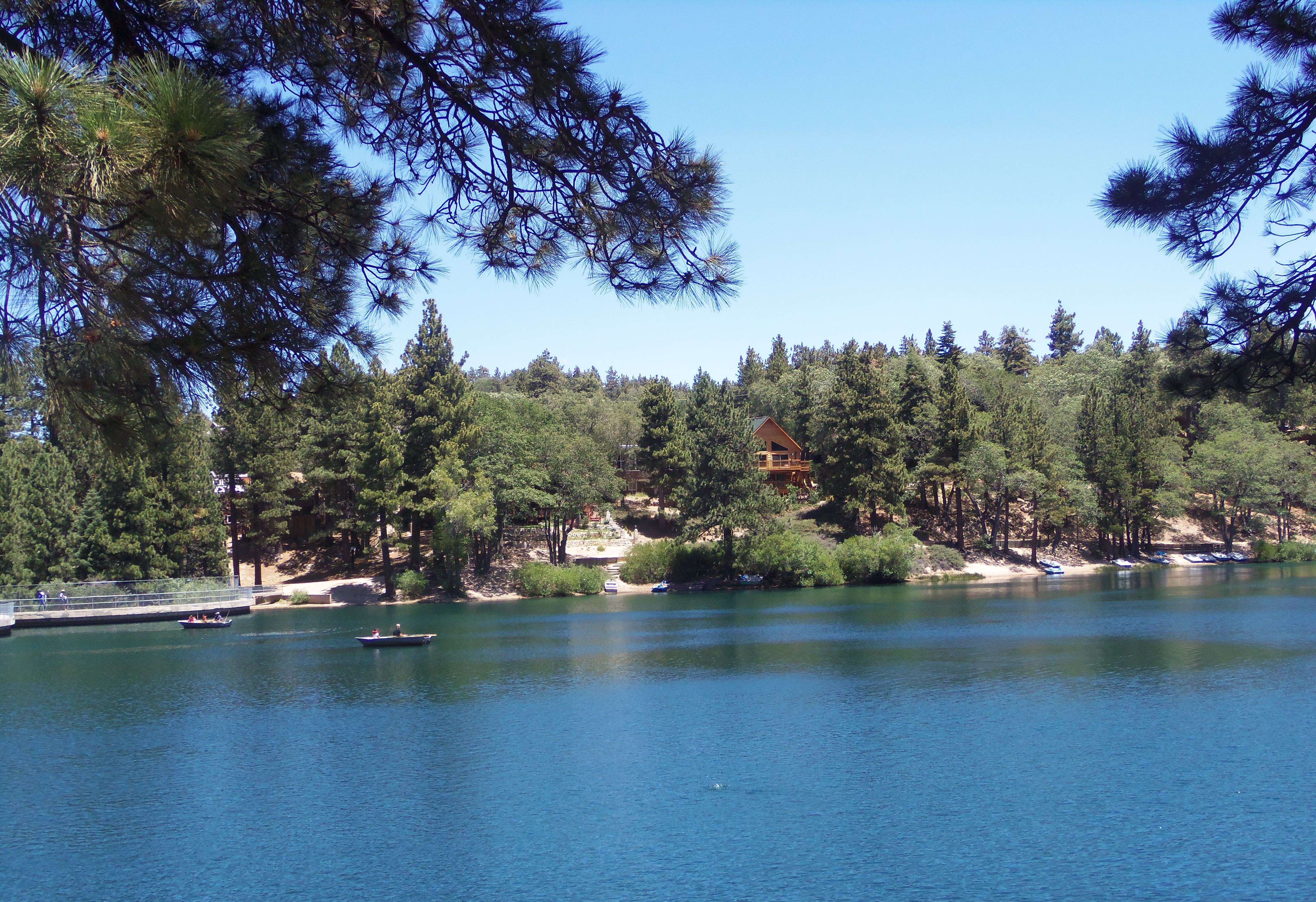 Green valley lake news joan moseley 39 s mountain top echoes for Green valley lake fishing